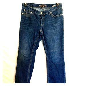 Melissa McCarthy Seven7 Bootcut Jeans. Size 18W